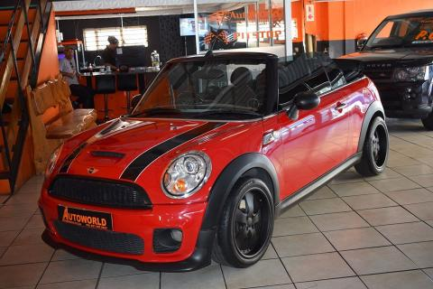 Used Mini Cooper S in