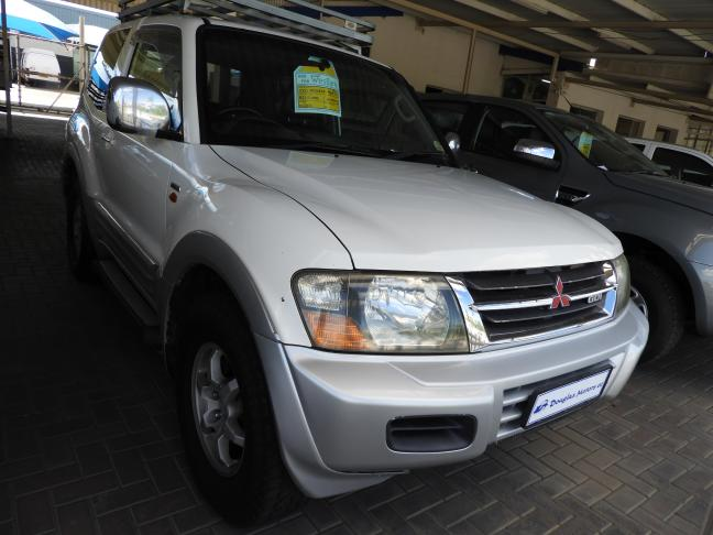 Used Mitsubishi Pajero in