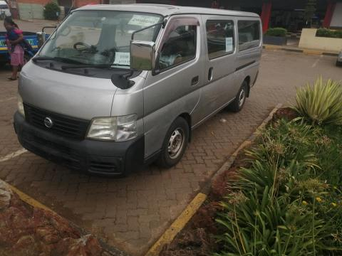 Used Nissan Caravan in