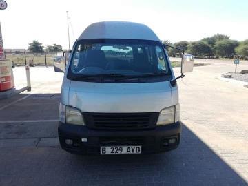 Used Nissan Caravan in