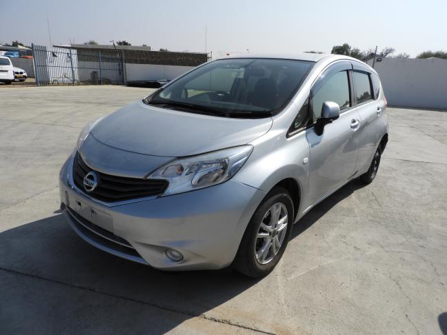 Used Nissan Note in