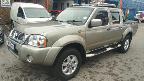 Used Nissan NP300 in