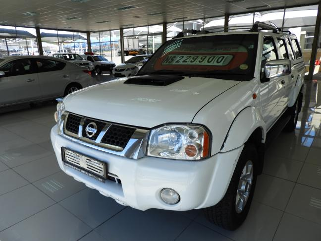 Used Nissan NP300 HARDBODY in