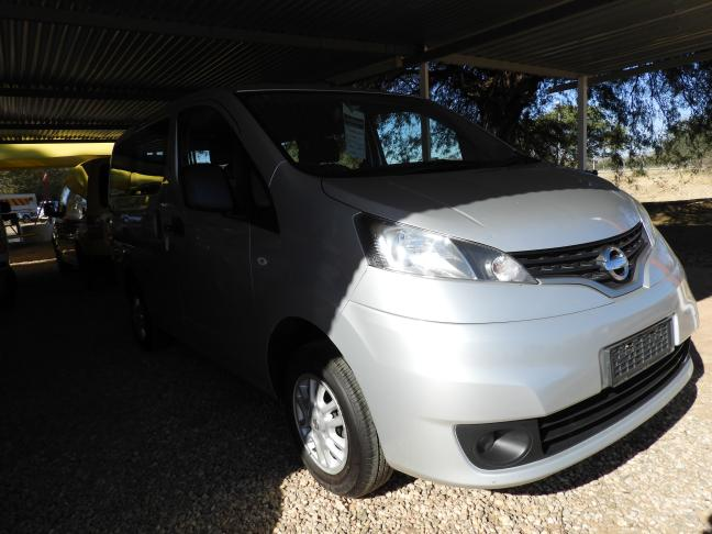 Used Nissan NV200 in