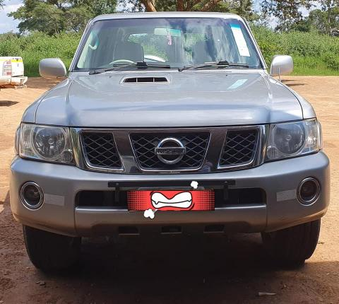 Used Nissan Patrol in