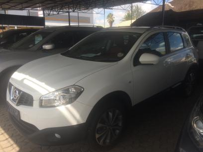 Used Nissan Qashqai in