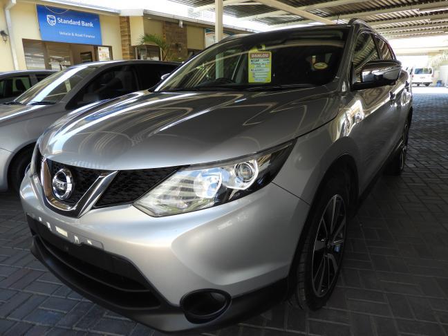 Used Nissan Qashqai Acenta in