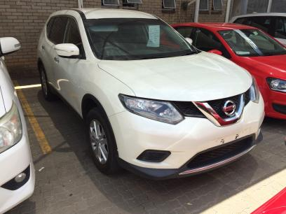 Used Nissan X-Trail in