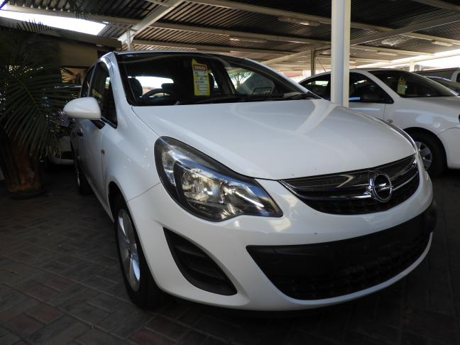 Used Opel Corsa in