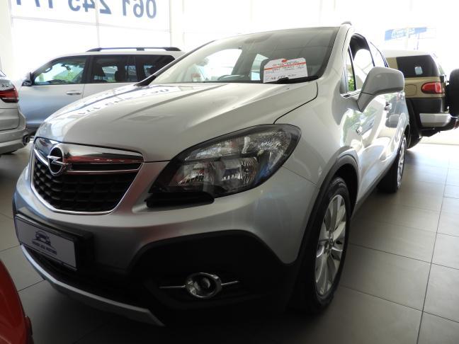 Used Opel Mokka Cosmo in