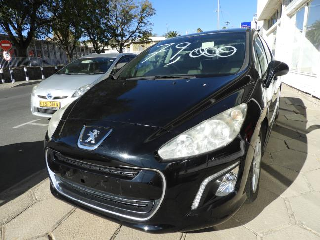Used Peugeot 308 in