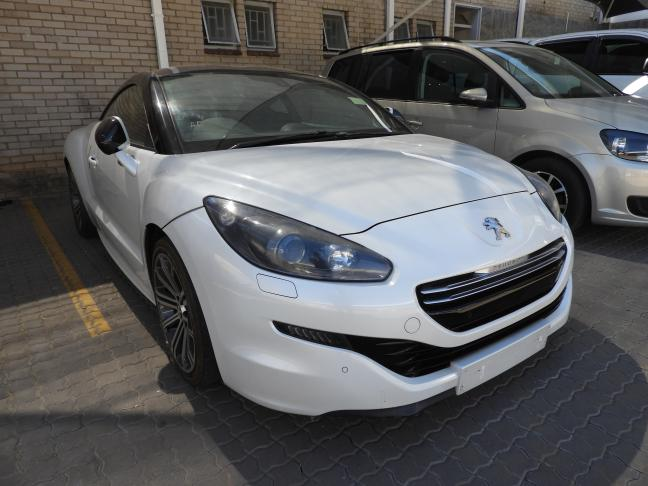 Used Peugeot RCZ in