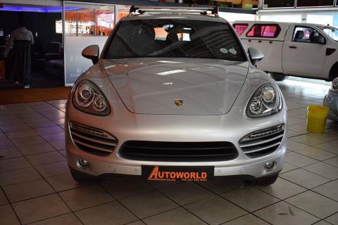 Used Porsche Cayenne in