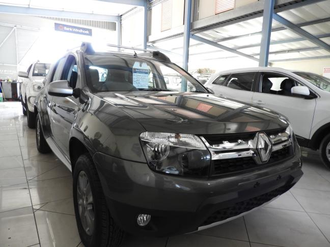 Used Renault Duster in