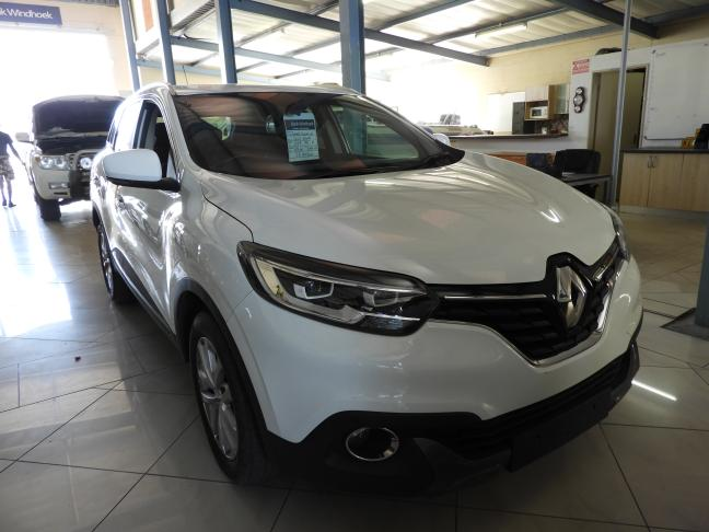 Used Renault Kadjar in