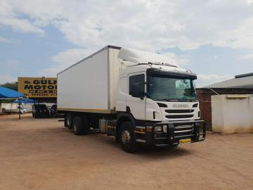 Used Scania in