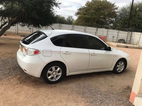 Used Subaru Impreza in