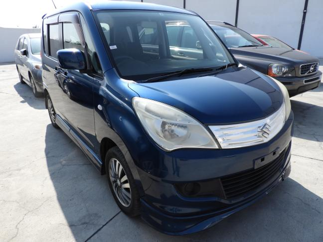 Used Suzuki Solio in