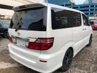 Used Toyota Alphard in