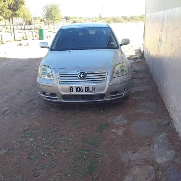 Used Toyota Avensis in