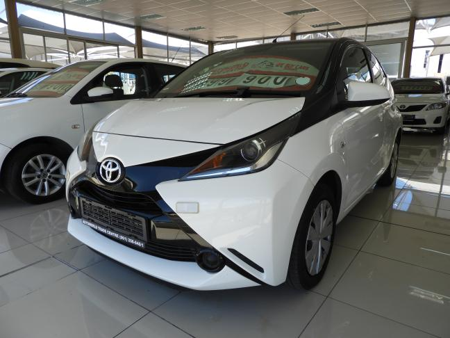 Used Toyota Aygo in