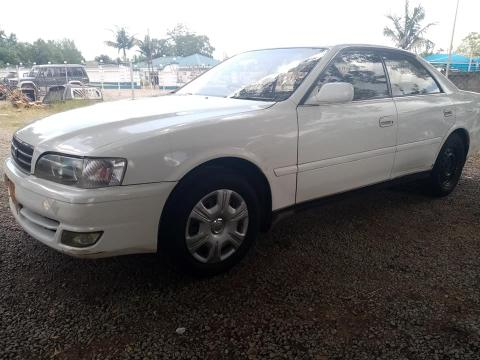 Used Toyota Chaser in