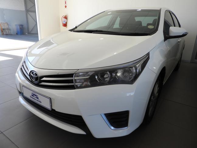 Used Toyota Corolla in