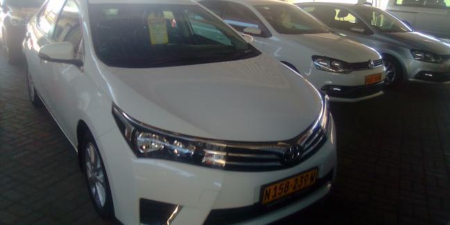 Used Toyota Corolla Prestige in