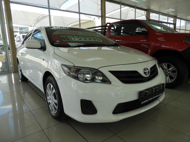 Used Toyota Corolla Quest in
