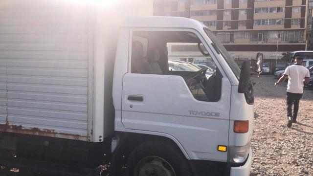 Used Toyota Dyna in