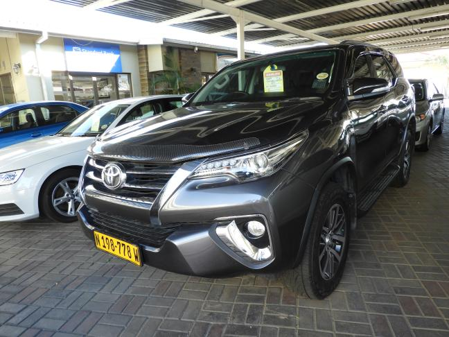 Used Toyota Fortuner in