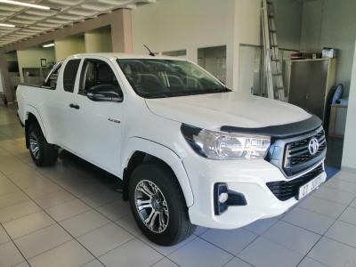 Used Toyota Hilux 2.4GD-6 Xtra Cab SRX in