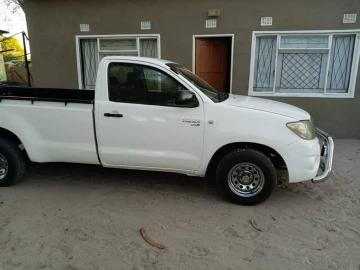 Used Toyota Hilux in
