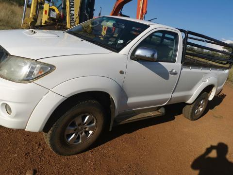 Used Toyota Hilux for sale in