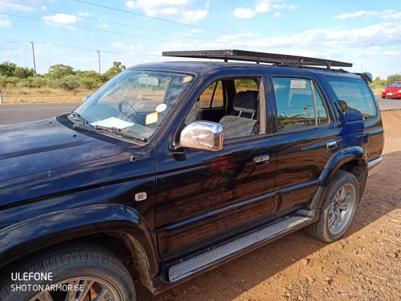 Used Toyota Hilux Surf in