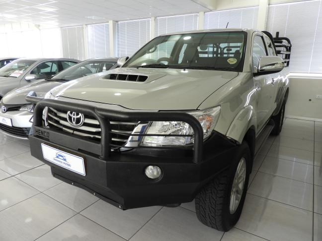 Used Toyota Hilux D4D Raider E/C in