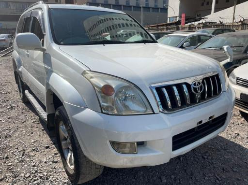 Used Toyota Land Cruiser Prado in
