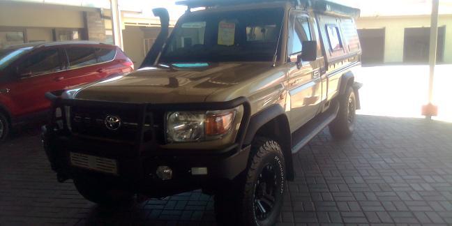 Used Toyota Land Cruiser SIC in