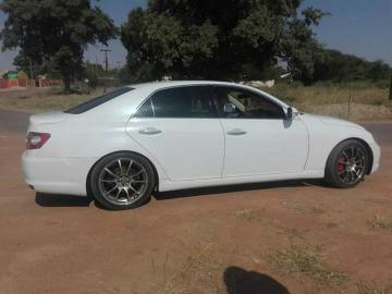 Used Toyota Mark X in