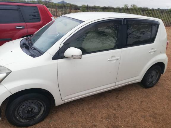 Used Toyota Passo in