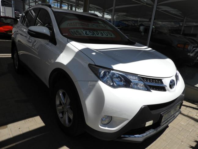 Used Toyota RAV4 in