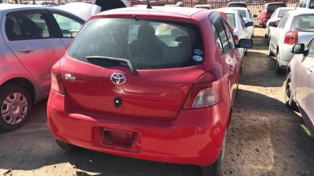 Used Toyota Vitz in