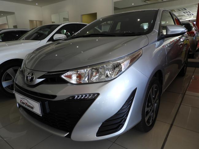 Used Toyota Yaris in