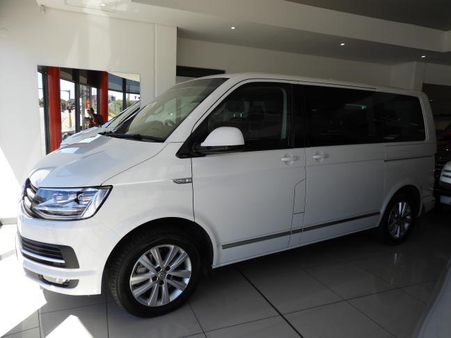 Used Volkswagen Caravelle TDI (Bi) in