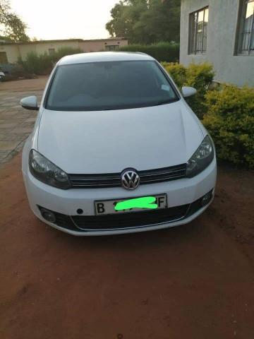 Used Volkswagen Golf 6 in