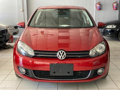 Used Volkswagen Golf 6 in