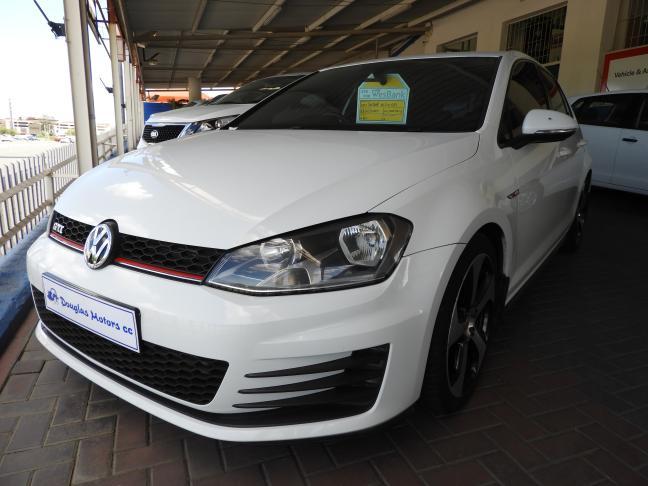 Used Volkswagen Golf 7 Gti in
