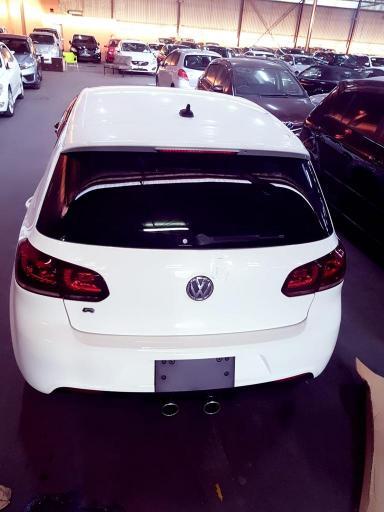 Used Volkswagen Golf R 7 in