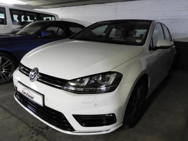 Used Volkswagen Golf Tsi R-Line in