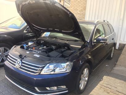 Used Volkswagen Passat in